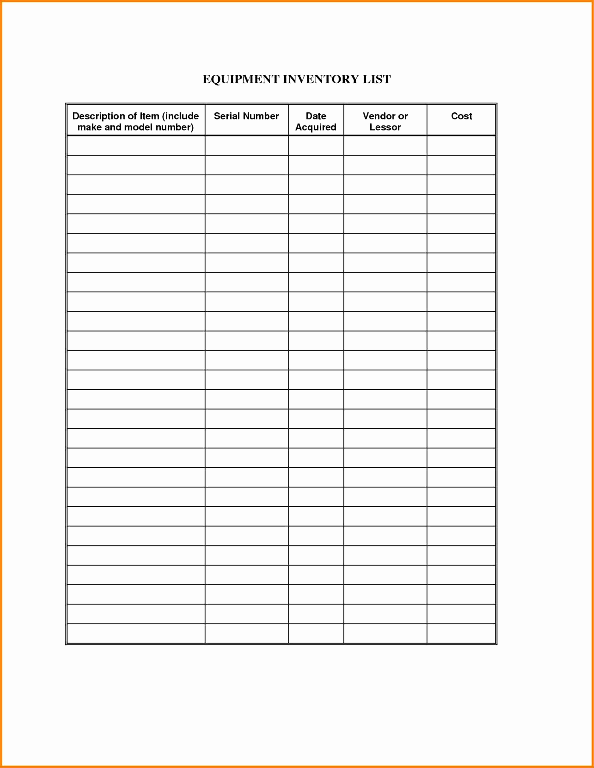 Inventory Template Google Sheets Elegant Inventory Log Sheet