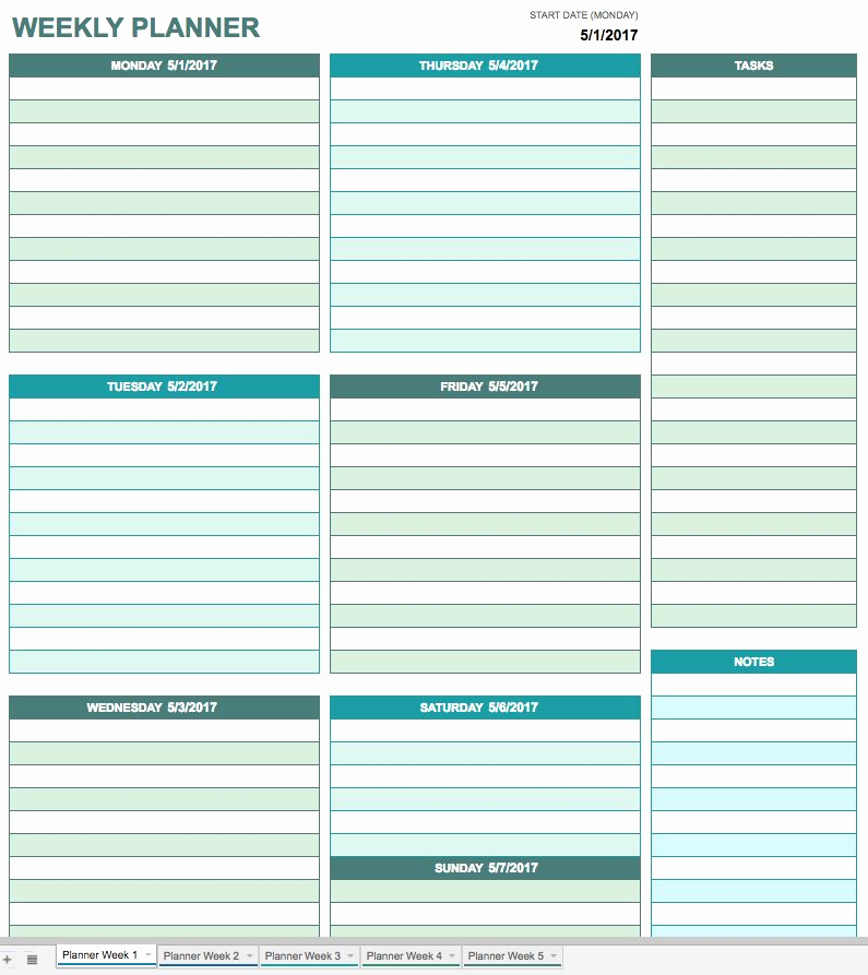 Itinerary Template Google Docs Best Of Weekly Schedule Template Google Docs – Printable Schedule