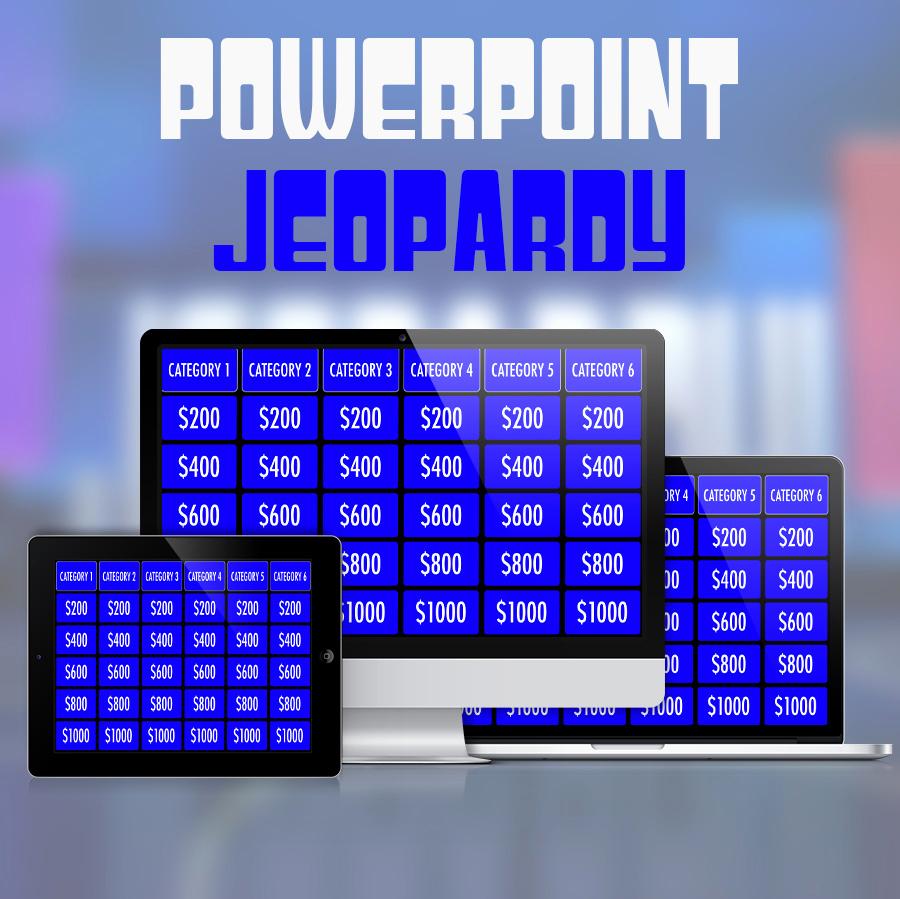 Jeopardy Powerpoint Template 5 Categories Fresh Powerpoint Jeopardy Template for Ipad and Widescreen