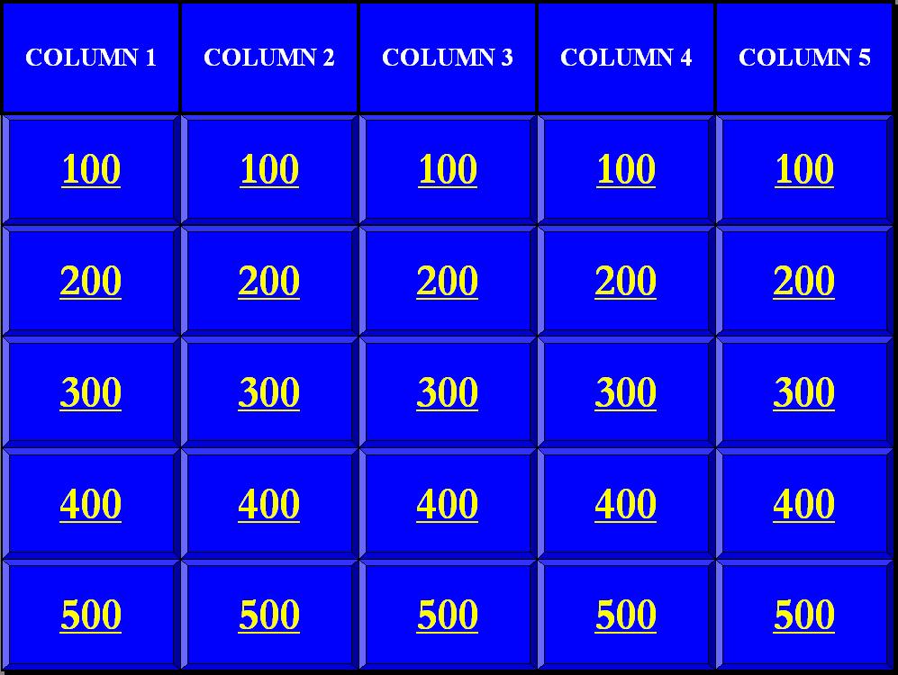 Jeopardy Powerpoint Template 5 Categories Lovely Jeopardy Powerpoint Template Beepmunk