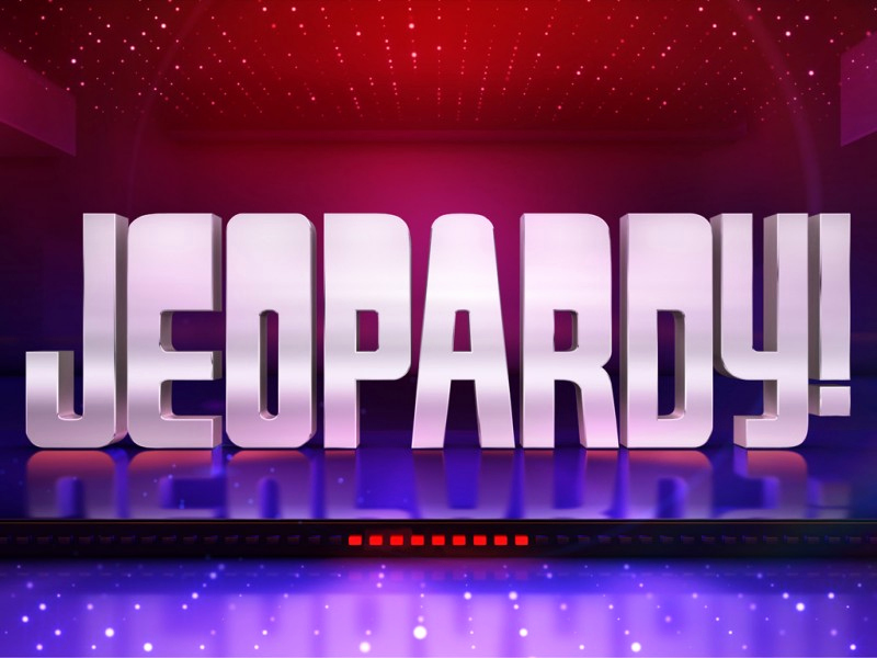 Jeopardy Powerpoint Template 5 Categories Luxury Jeopardy Accused Of Being ist