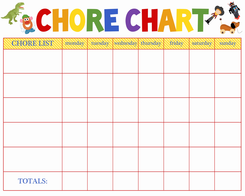 Kids Chore Chart Template Fresh Free Behavioral Aid Printables Jumping Jax Designs