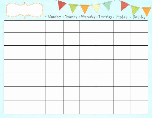 Kids Chore Chart Template Lovely Free Printable Chore Charts for Kids