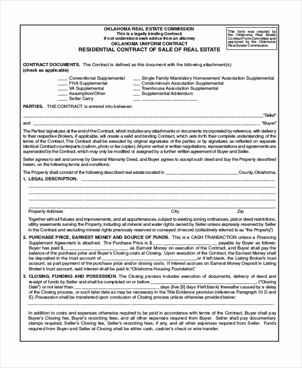 Land Purchase Agreement form Pdf New Land Purchase Agreement form Pdf