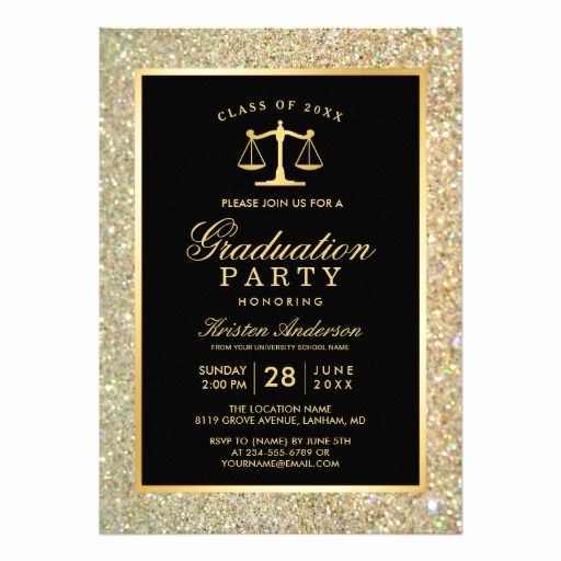 Law School Graduation Announcements Awesome 17 Best Images About Law School Graduation Invitations On