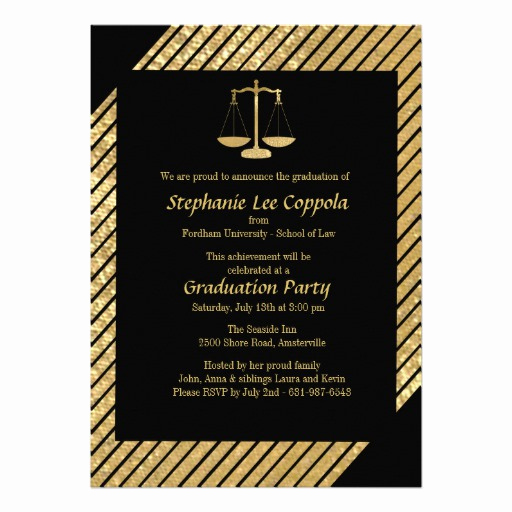 Law School Graduation Announcements Inspirational 1 000 Law School Graduation Invitations Law School