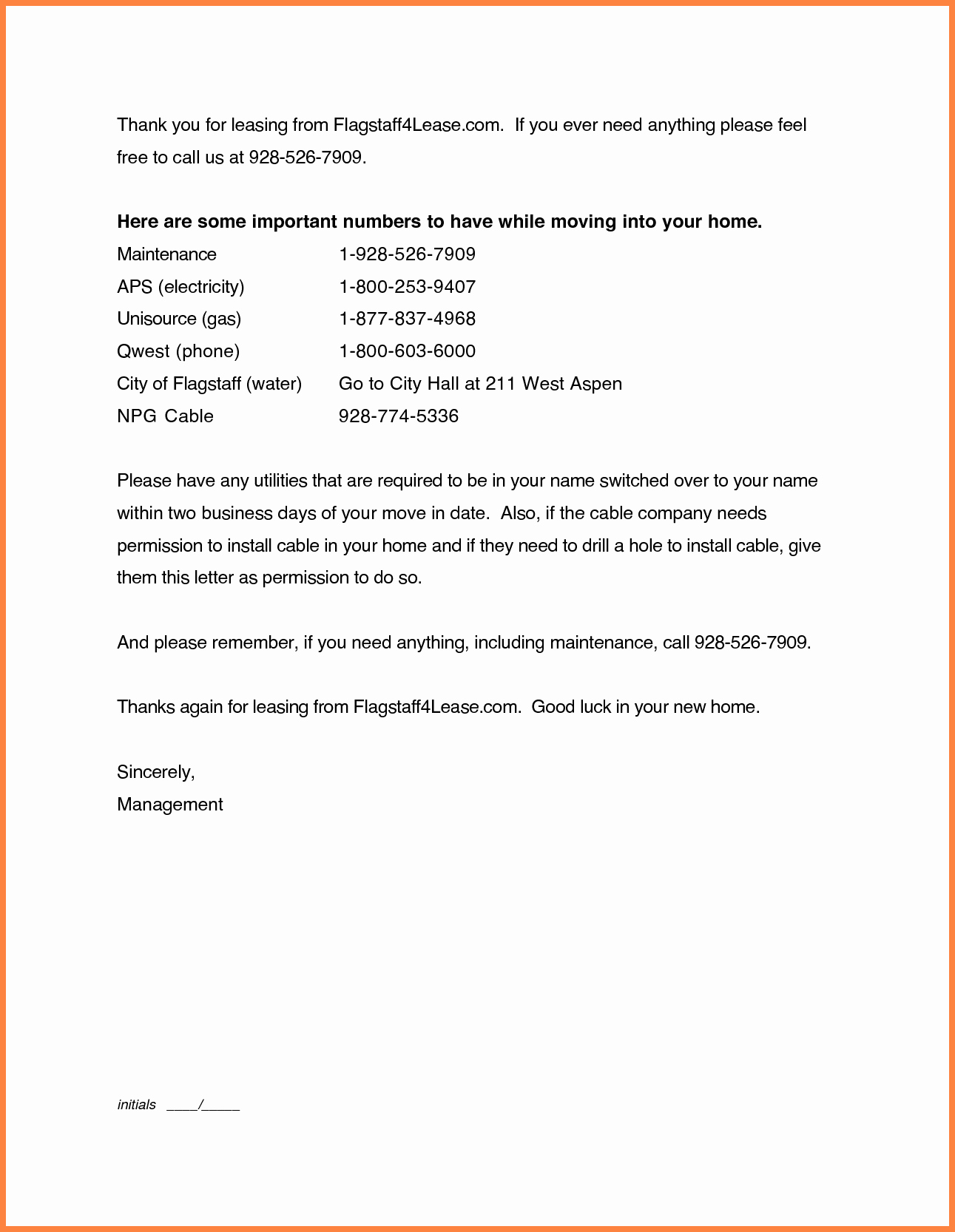 Lease Termination Letter to Tenant Best Of 8 Letter to Tenant to Terminate Lease Agreement