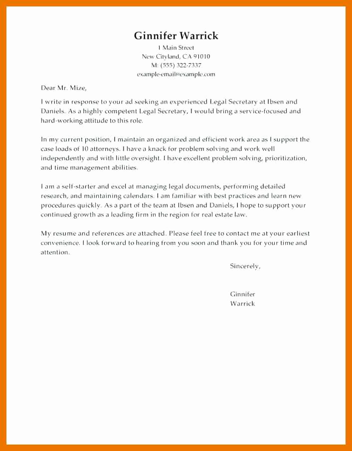 9 10 law firm cover letter example