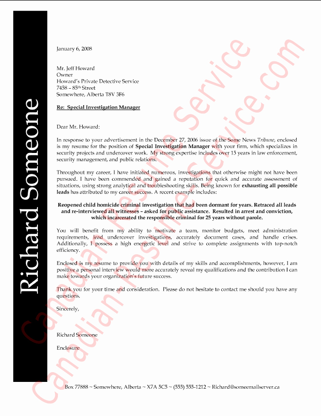 Legal Covering Letters Samples Unique Law Enforcement Professional Cover Letter Example Sample