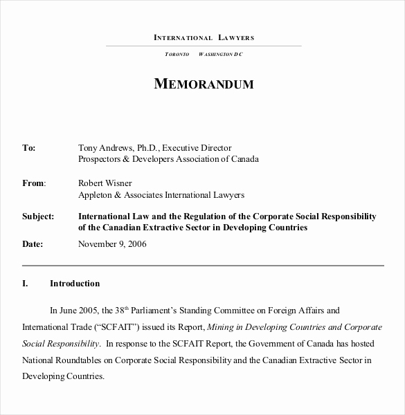 Legal Memorandum Sample Pdf Best Of 13 Legal Memo Templates – Sample Word Google Docs format