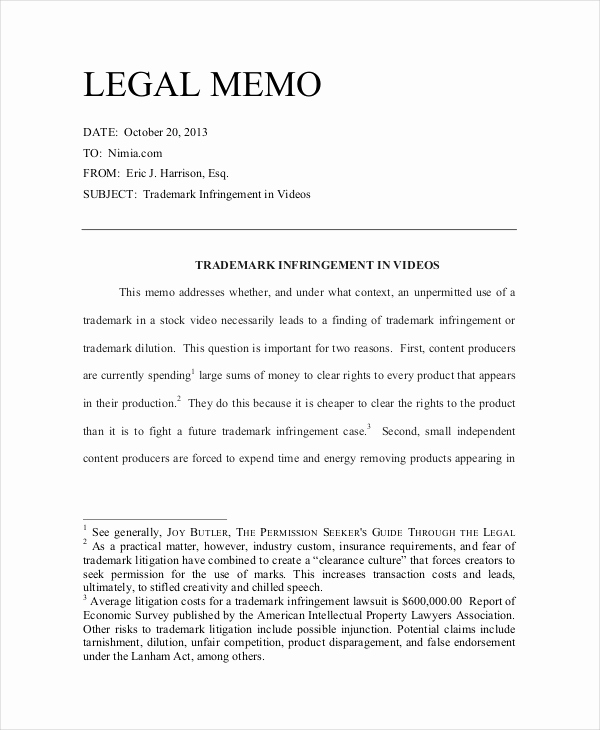 Legal Memorandum Sample Pdf Lovely Writing A Legal Memorandum Examples In Spanish