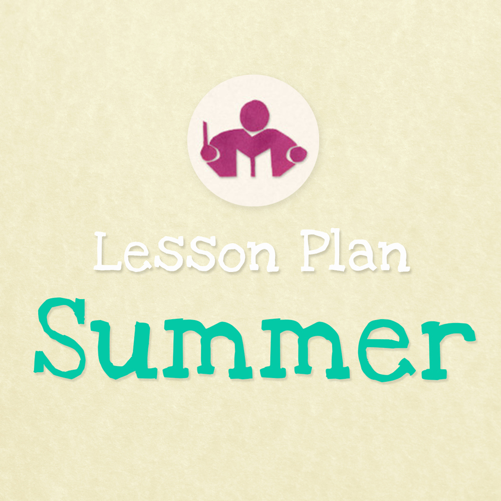 Lesson Plan for toddlers Luxury Summer Lesson & Activity Plan Let S Play Music