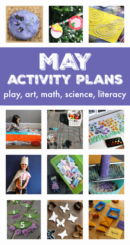 Lesson Plans for toddlers Unique May Activity Plans Things to Do In May with Kids