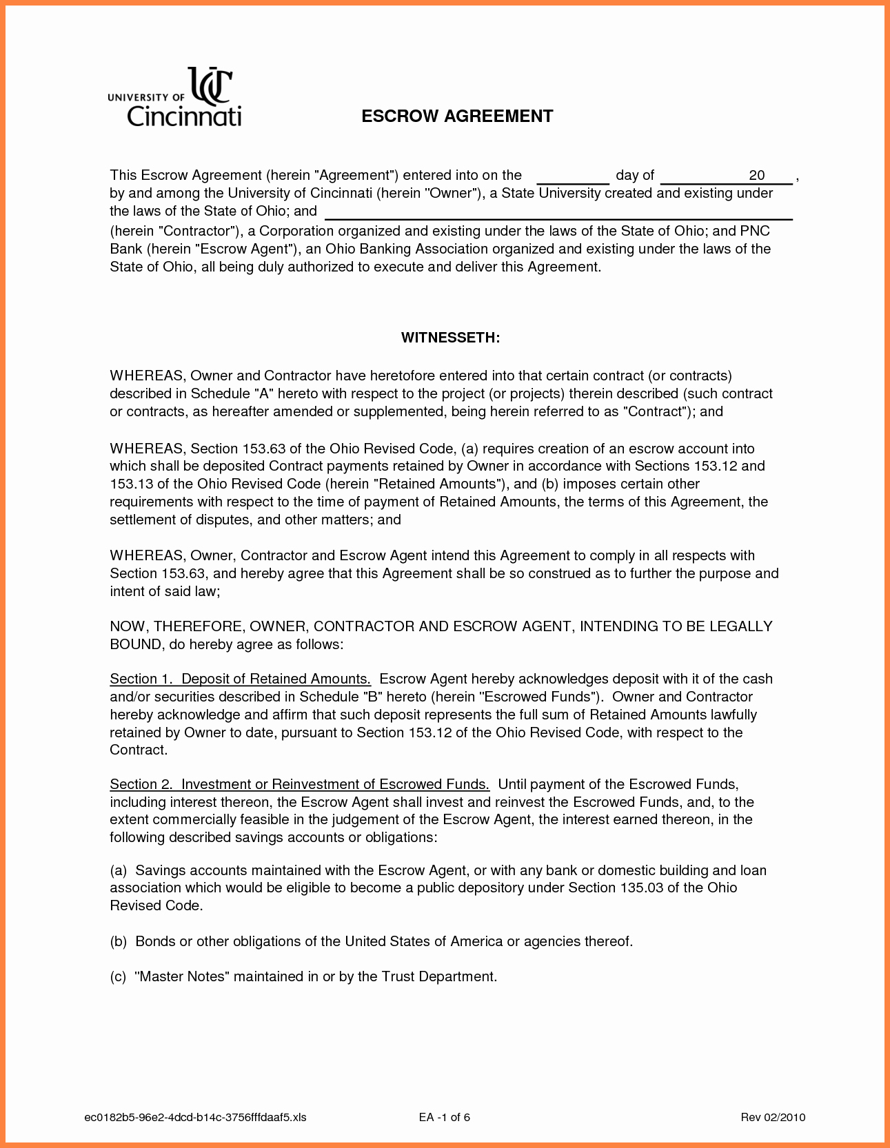 Letter Of Agreement Template Unique 10 Letter Of Agreement Template Between Two Parties