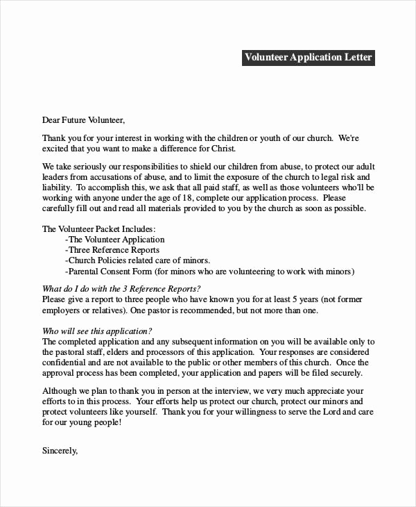 Letter Of Applications Examples Fresh 94 Best Free Application Letter Templates & Samples Pdf