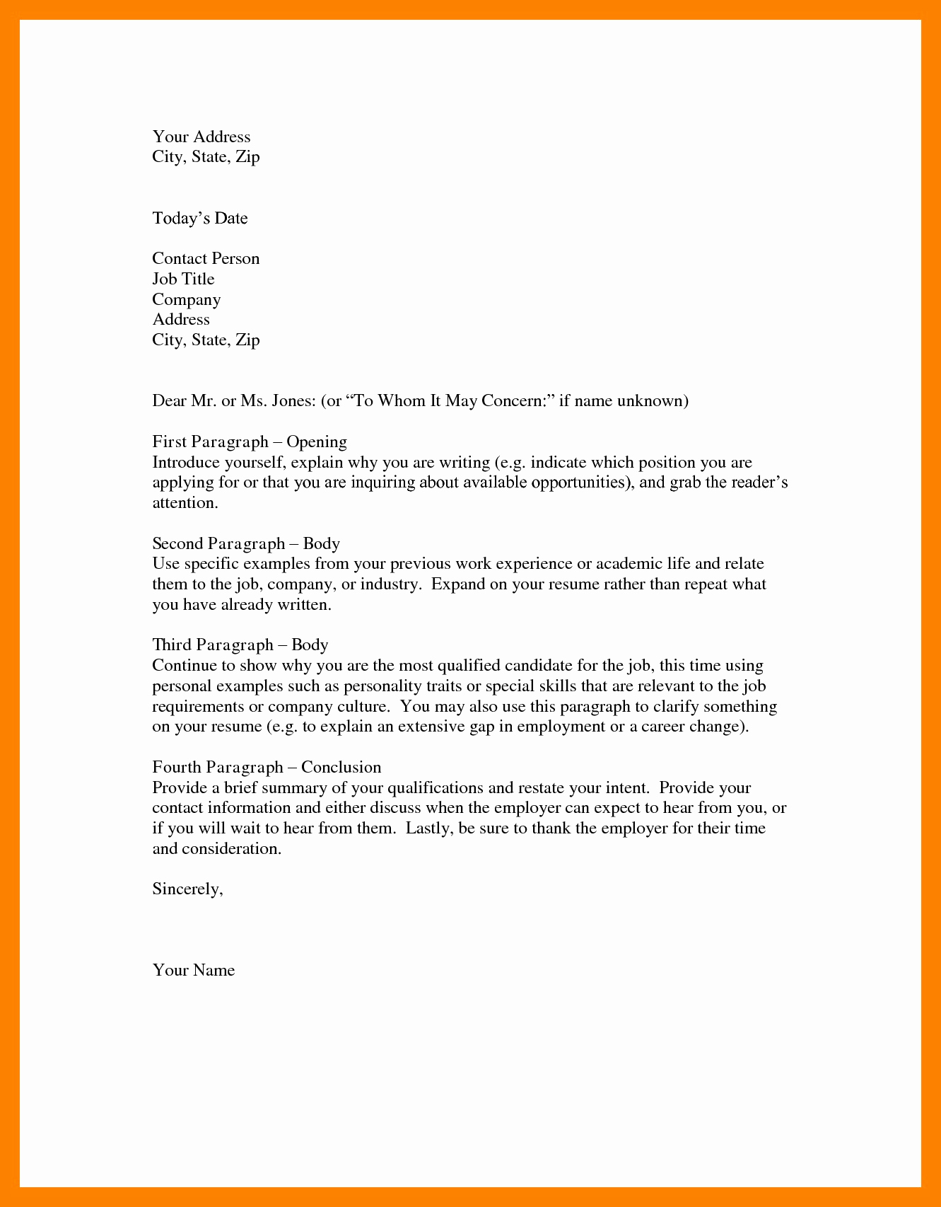 Letter Of Intent to Hire Beautiful New Letter Intent to Hire Sample