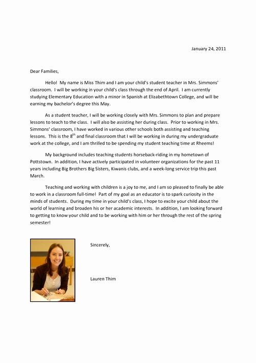 Letter Of Introduction Example Awesome Digication E Portfolio Lauren Thim S Portfolio 5th