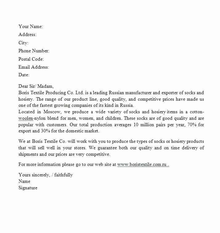 Letter Of Introduction Example Unique 15 Introduction Letters for Employment