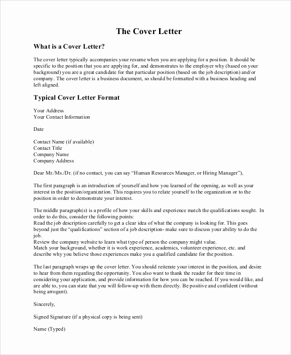 Letter Of Introduction for Employment Fresh 8 Cover Letter Introduction Samples