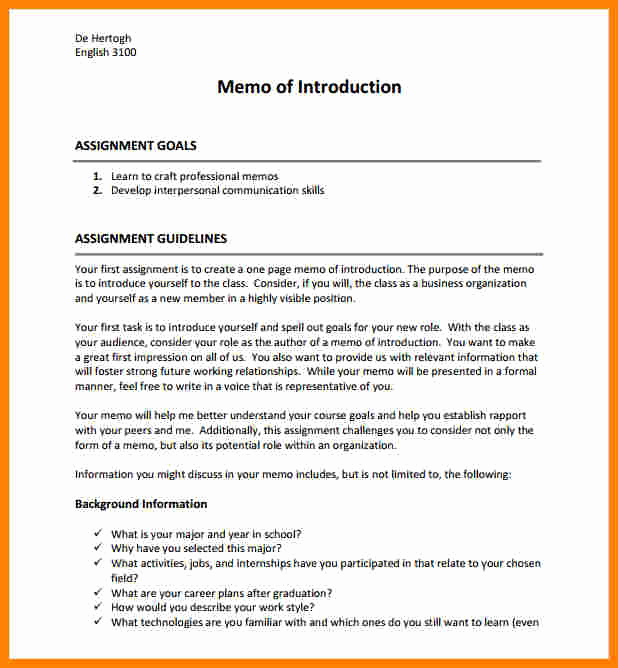 Letter Of Introduction for Yourself Lovely 7 Self Introduction Letter to Clients Sample
