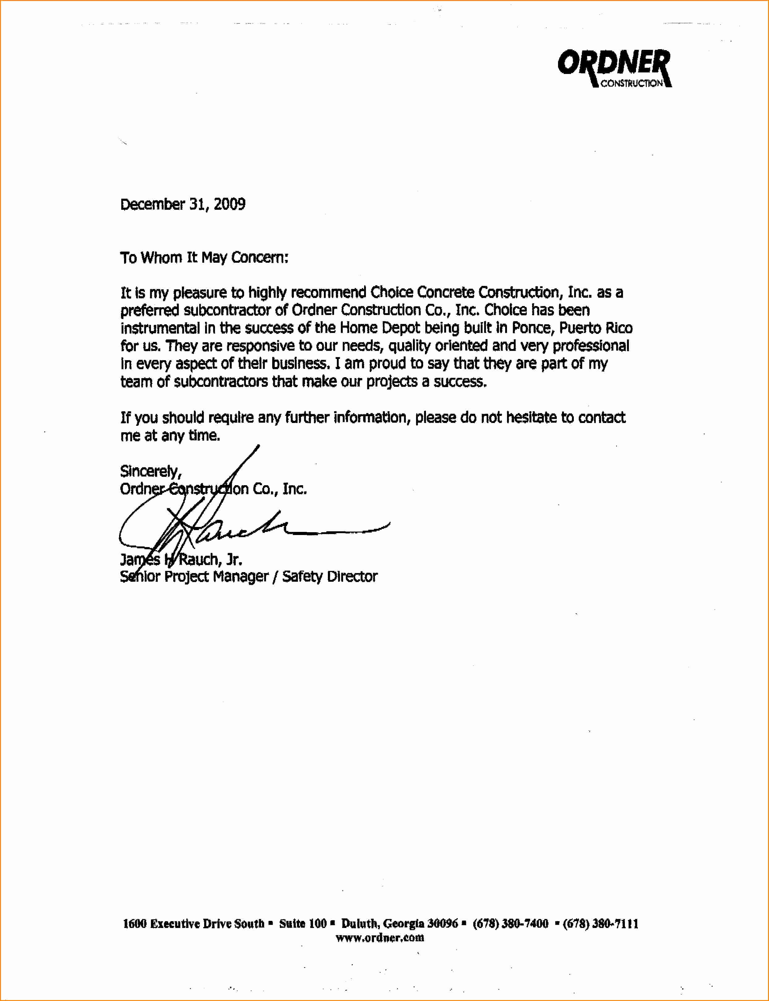 Letter Of Recommendation Outline Awesome How to Write A Re Mendation Letter format