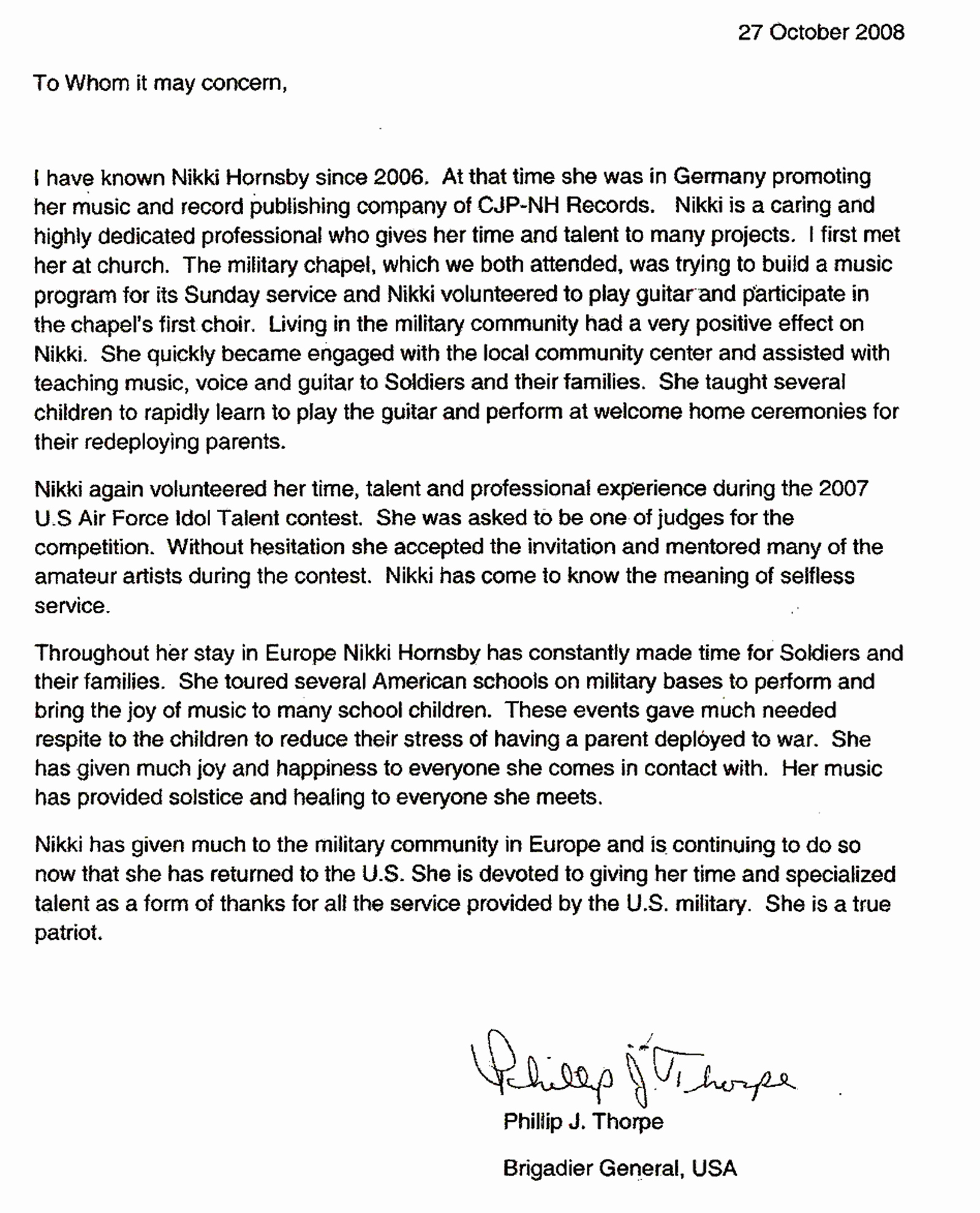 Letter Of Recommendation Outline Fresh New Letter Re Mendation Template Air force