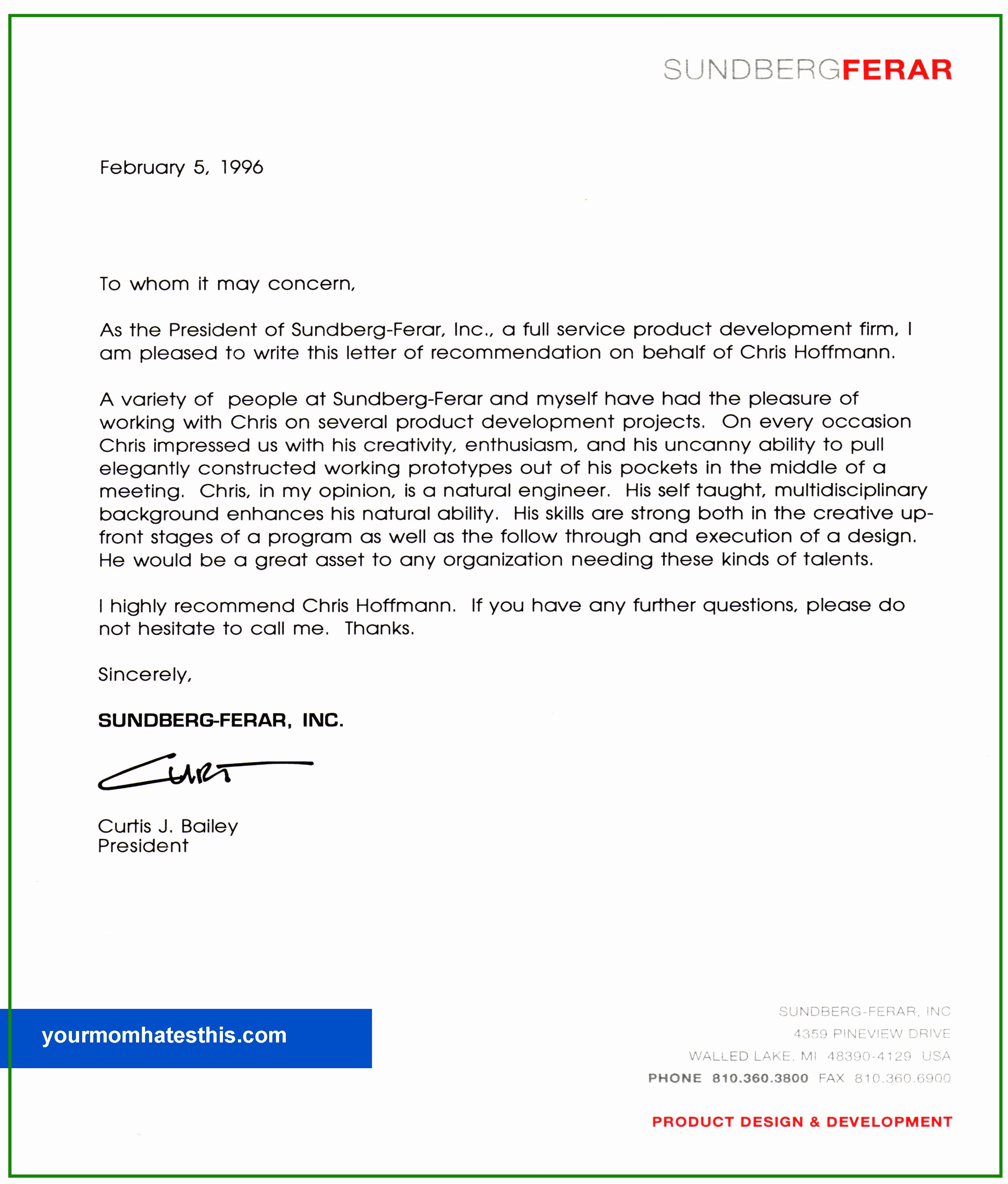 Letter Of Recommendation Outline Lovely Download Letter Of Re Mendation Samples