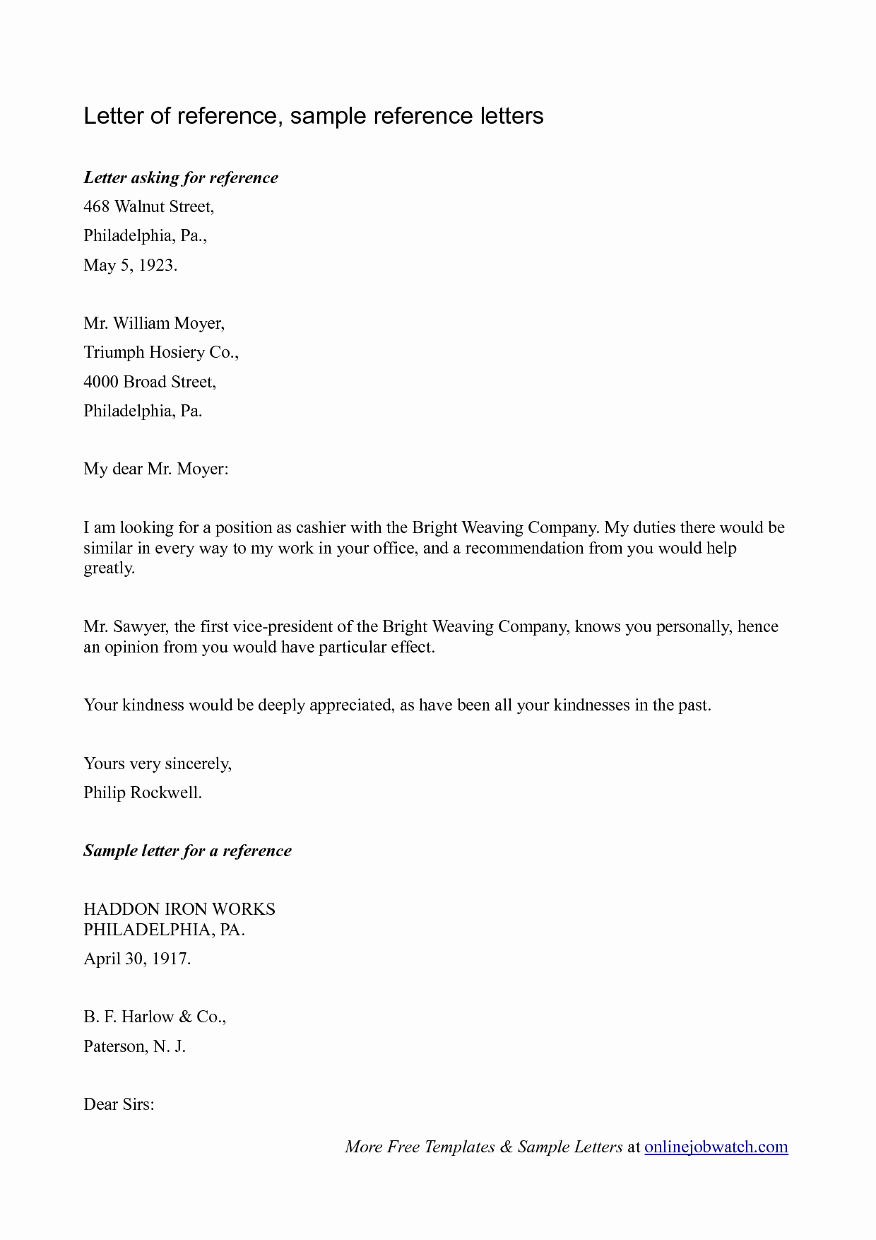 Letter Of Recommendation Outline Luxury Sample Reference Letter Reference Letter Template for