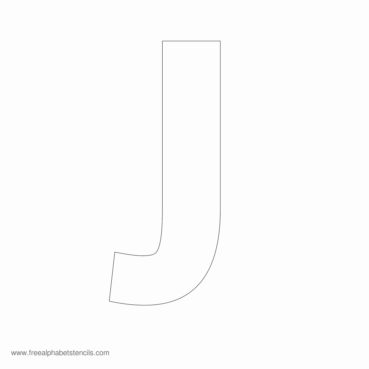 Letter Stencils to Print Best Of Alphabet Stencils