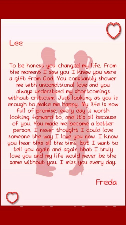 Letter to My Boyfriend Best Of Romantic Love Letters android Apps On Google Play