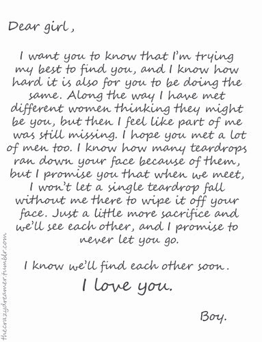 Letter to My Wife Beautiful 17 Best Images About Future Husband Letters On Pinterest