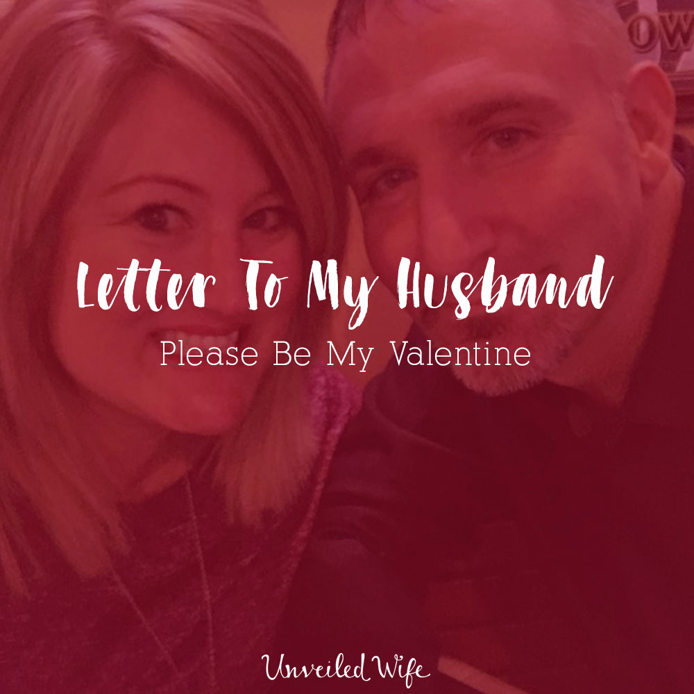 Letter to My Wife Elegant Letter to My Husband Please Be My Valentine