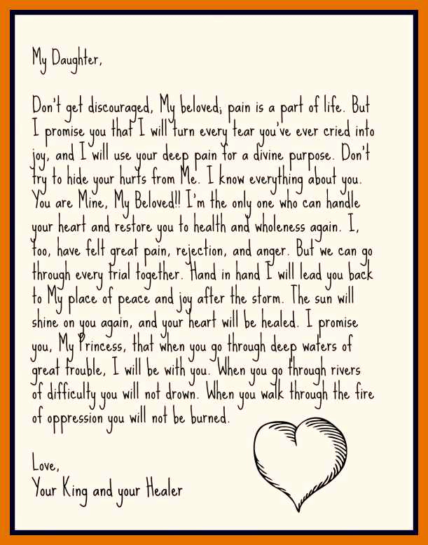 Letter to My Wife Lovely 3 4 Letter to My Wife