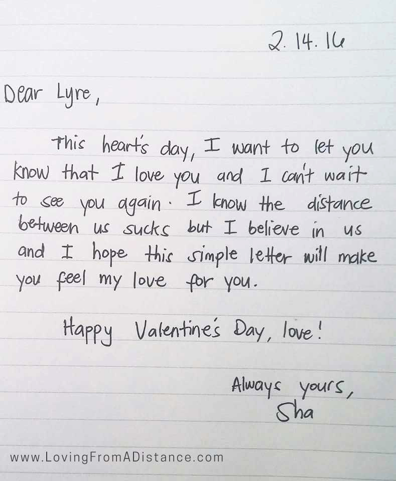 Letter to Your Girlfriend Best Of Love Letter Gallery