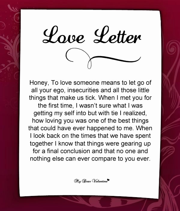 Letter to Your Girlfriend New 102 Best Images About Love Letters for Her On Pinterest