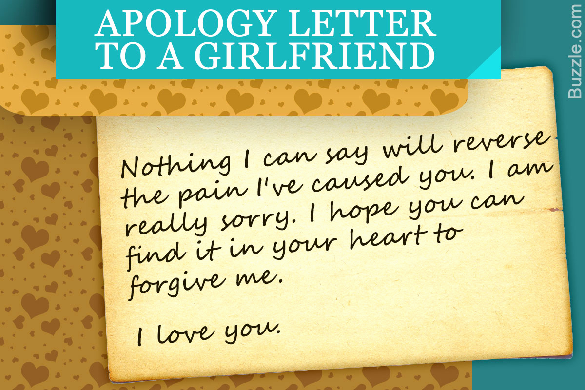Letter to Your Girlfriend Unique Here S How to Craft the Perfect Apology Letter to Your