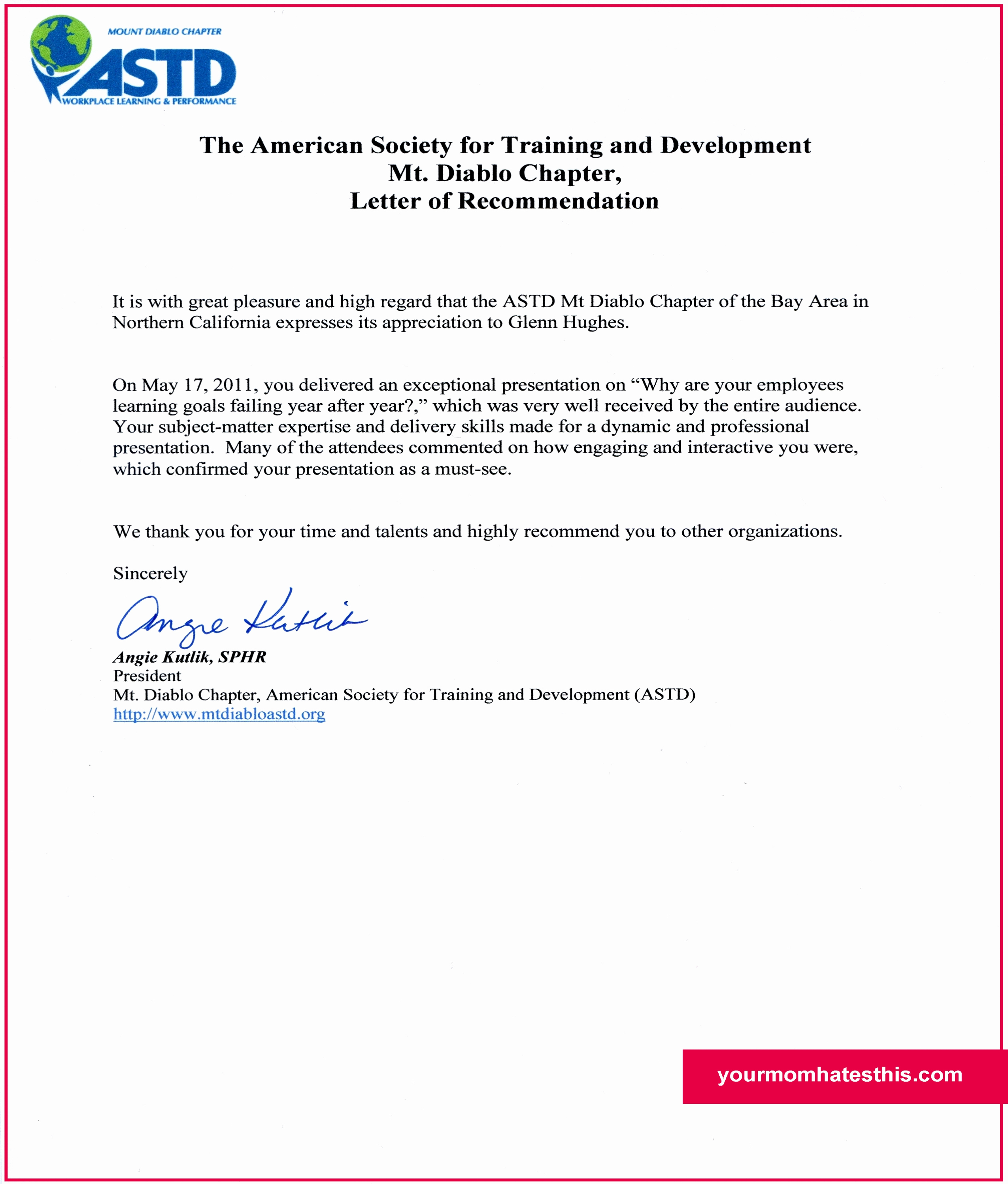 Letters Of Recommendation Template Inspirational Download Letter Of Re Mendation Samples