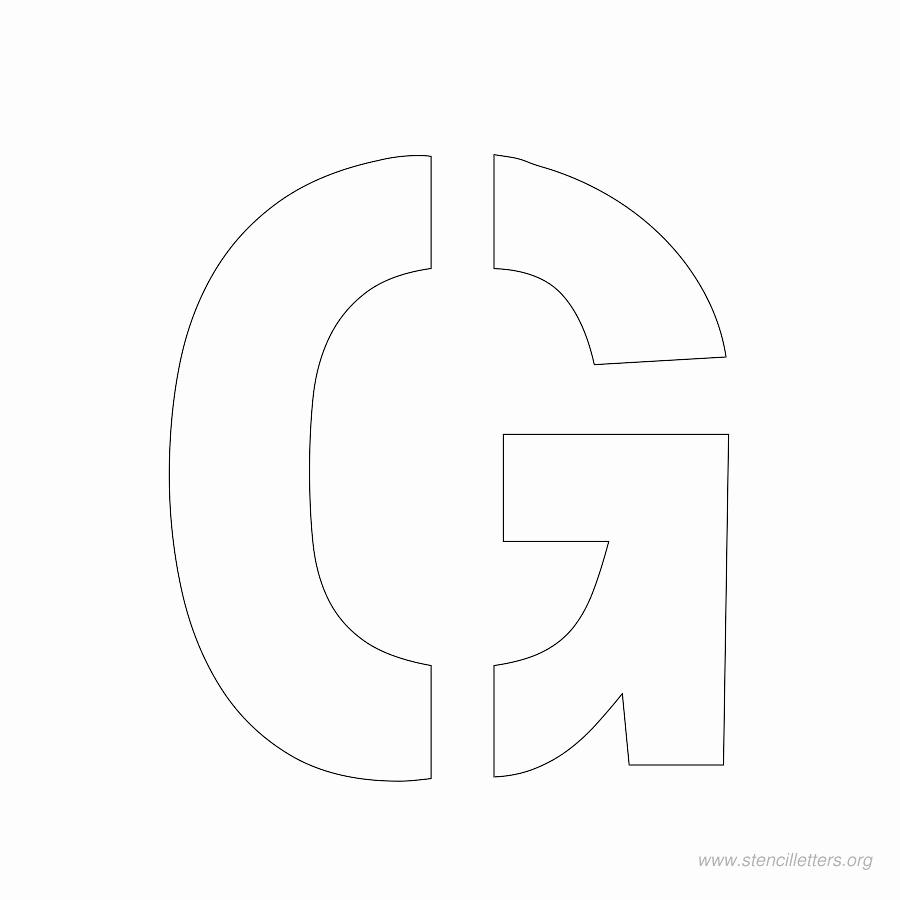 Letters Stencils to Print Unique 2 Inch Stencil Letters