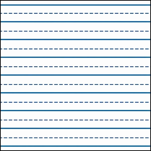 Lined Paper for Kindergarten Luxury Image Result for Preschool Writing Paper