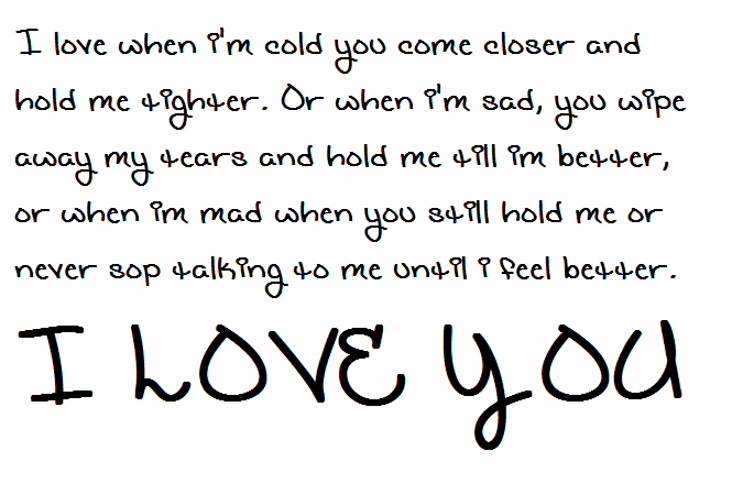 Love Letter to Boyfriend Luxury Love Letters to Your Boyfriend