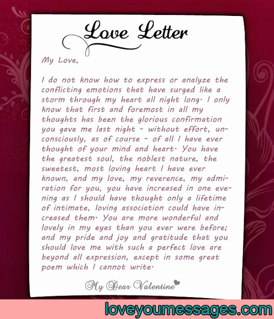 Love Letter to Girlfriend New Deep Love Letters for Her Deep Love Letter Letters