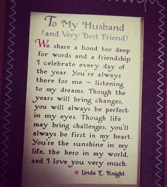 Love Letter to My Husband Beautiful I M One Lucky Woman to Have Such An Amazing Man In My Life