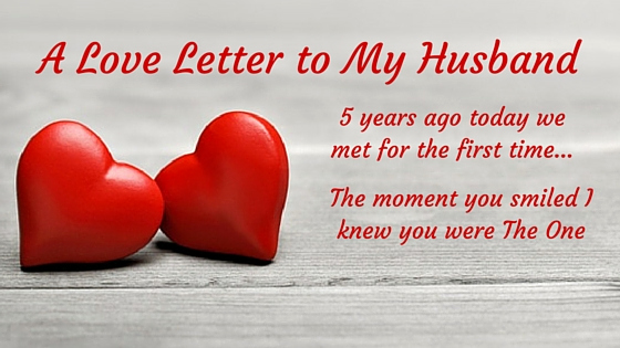 Love Letter to My Husband Elegant Love Letter My Husband