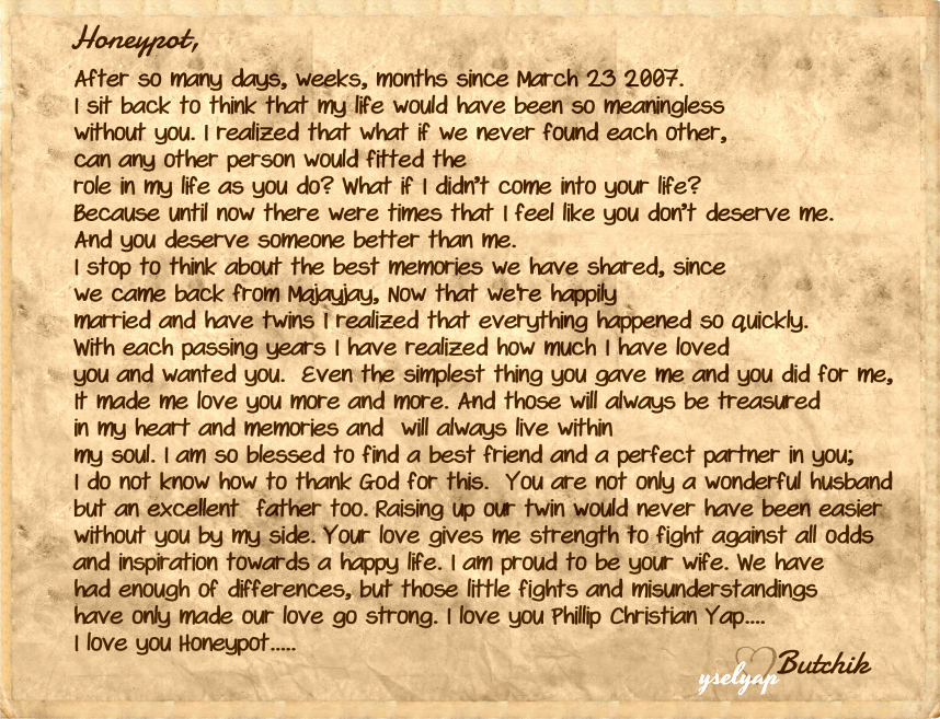 Love Letter to My Husband Fresh Letter for My Husband