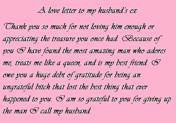 Love Letter to My Husband Luxury Love Letter to My Husband S Ex