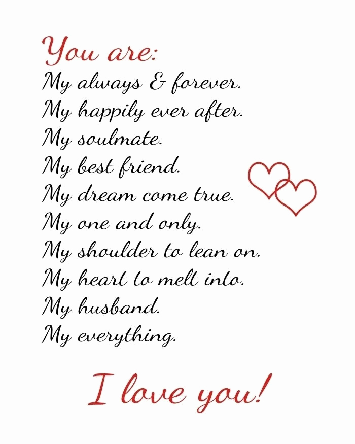 Love Letter to Wife Unique Love Letter to My Wife
