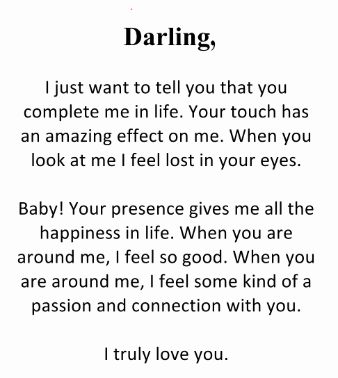 Love Letters to Him Beautiful Romantic Love Letters for Him Love Text Messages Weds