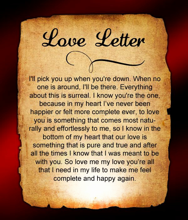 Love Letters to Him Elegant Love Letters for Him 32 Anniversaries