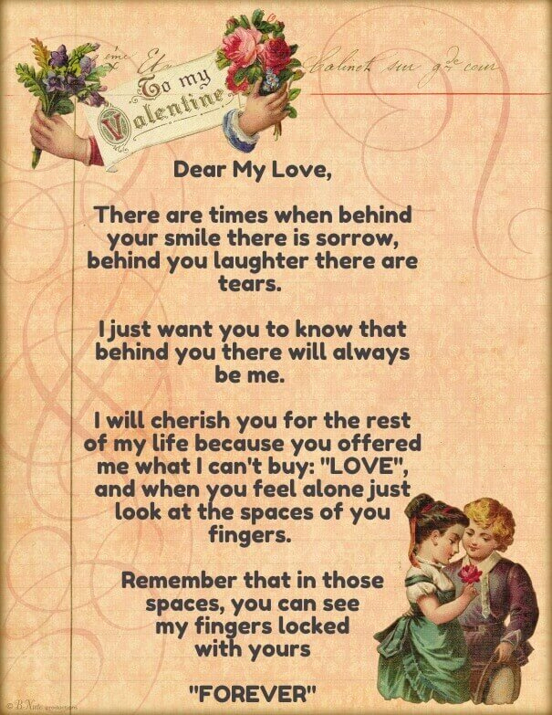 Love Letters to Him Elegant Love Poems for Your Boyfriend that Will Make Him Cry
