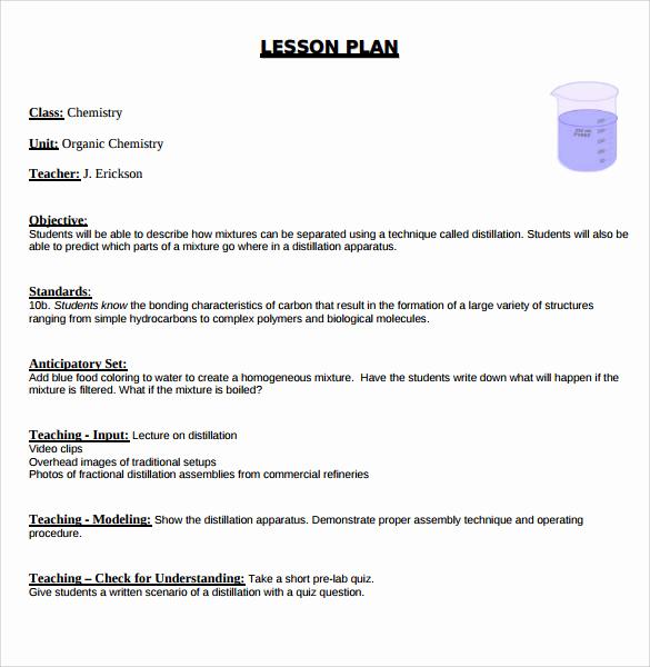 Madeline Hunter Lesson Plan Example Elegant 12 Sample Madeline Hunter Lesson Plans
